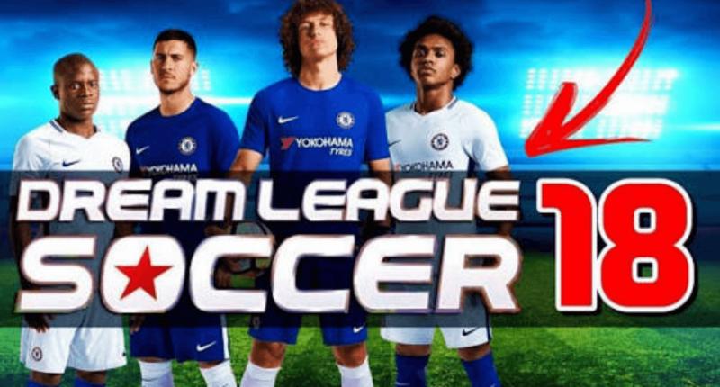 Dream League Soccer 2018 Mod Apk + Obb File Download For