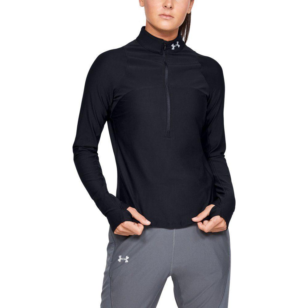 Photo of UA-kvalifiseringskvinne for kvinner ½ glidelås   Under Armour US
