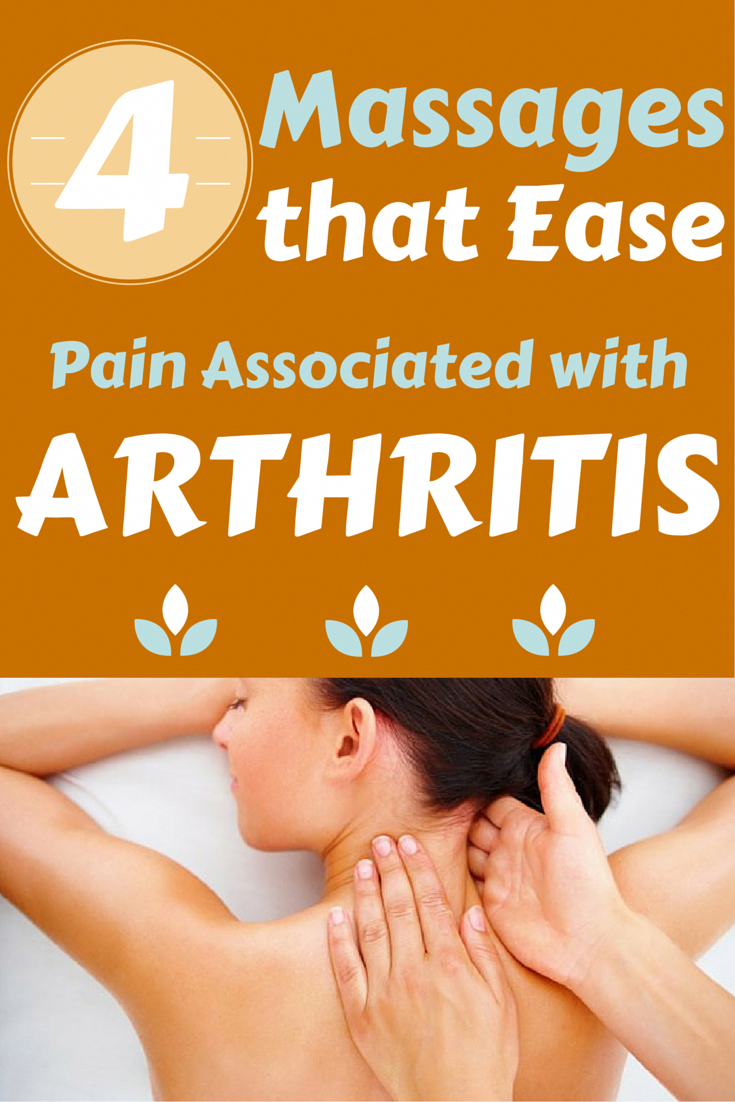 How Massage Helps Ease Rheumatoid Arthritis Pain