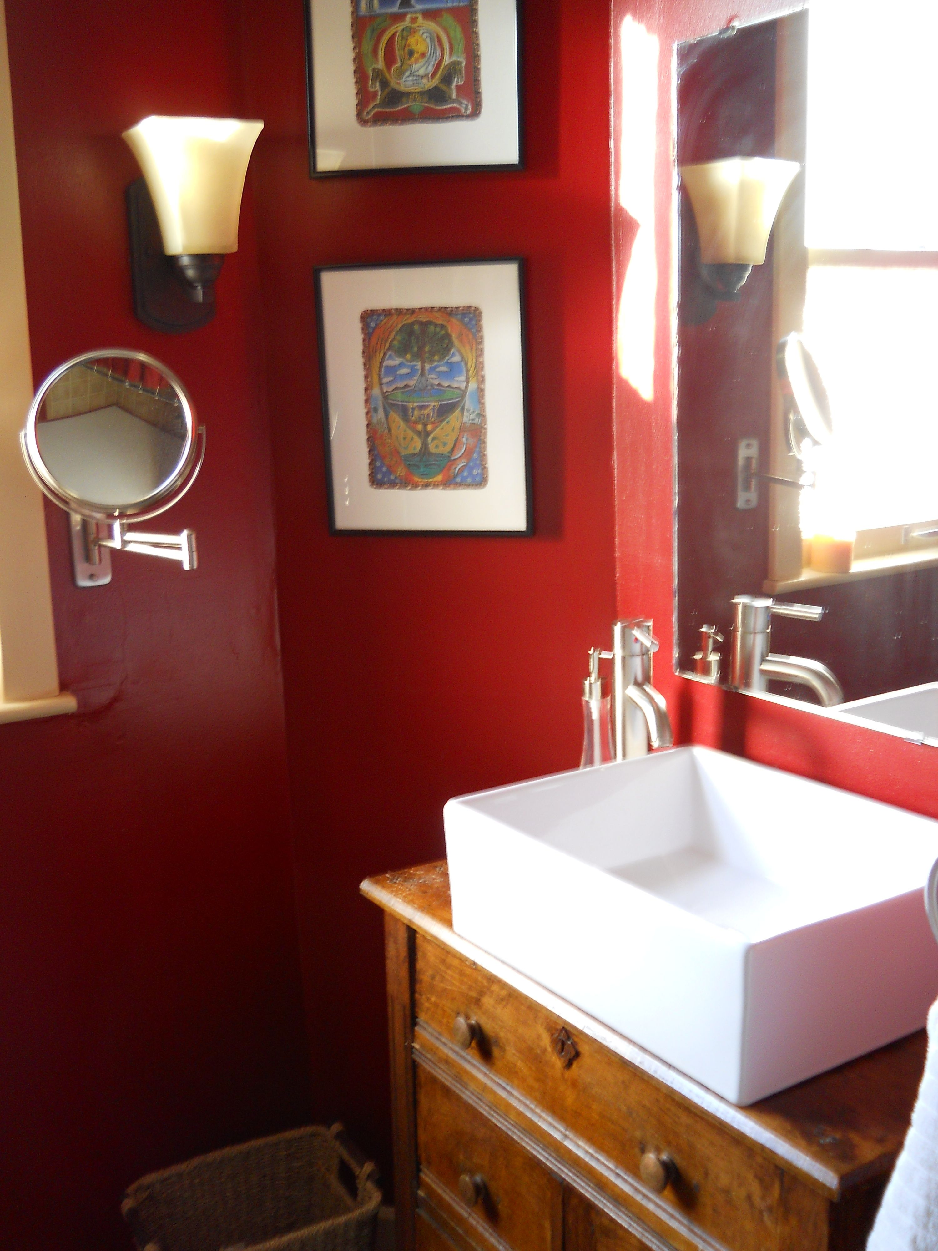 Washstand Vanity From Goss Avenue Antique Mall Cottage