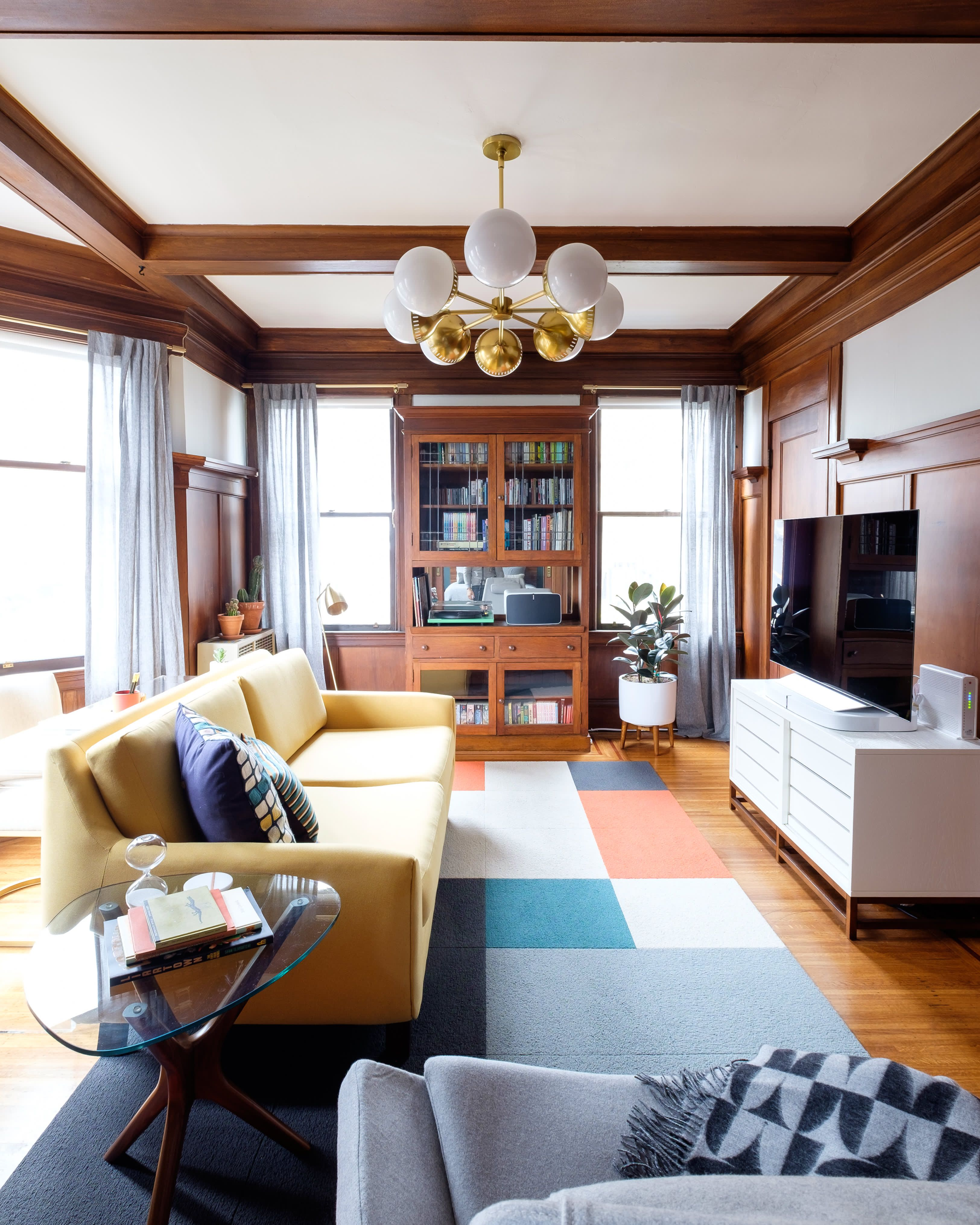 San Francisco Apartments For Rent: A Small San Francisco Rental Apartment Is Full Of Warmth
