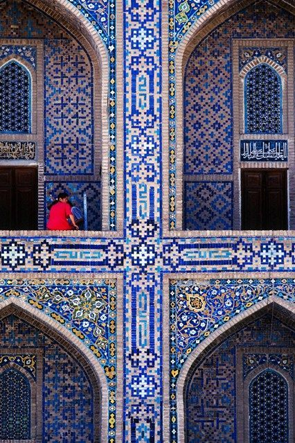 Some of the finest ancient and Islamic architecture can be found in Uzbekistan. Geetika Jain explores on pages 216-217.