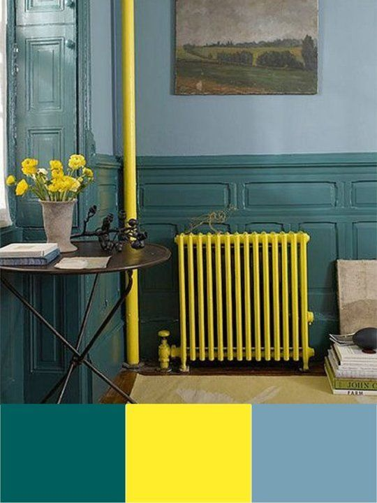Be Bold: Unusual Color Combinations that Work | Apartment therapy ...