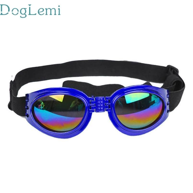 May 17 Mosunx Business New Fashionable Water-Proof Multi-Color Pet Dog Sunglasses Eye Wear Protection Goggles Small