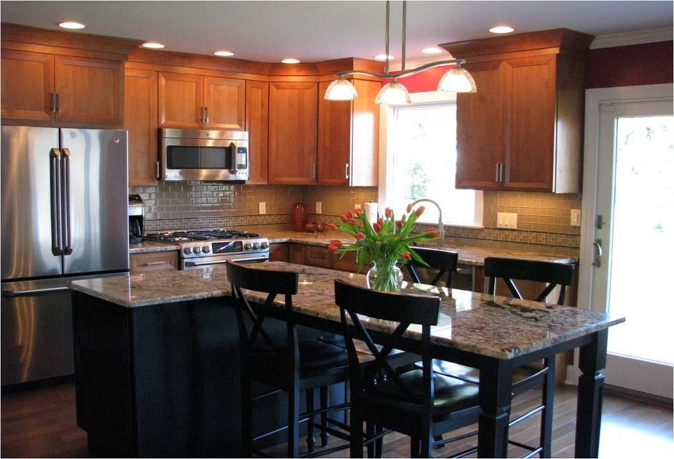 Family Friendly From The Design Team Mark Iv Kitchen Bath Gallery In Abington Pa Kitchen