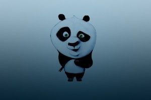 Kung Fu Panda Art Funny HD Wallpaper Wallpaper iphone