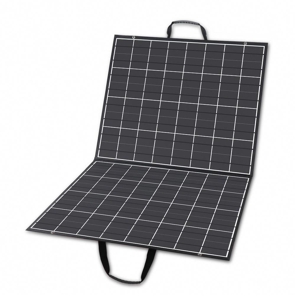 Renogy 100 Watt Foldable Solar Panel Kit Charger In 2020 Solar Panels Solar Panel Kits Solar