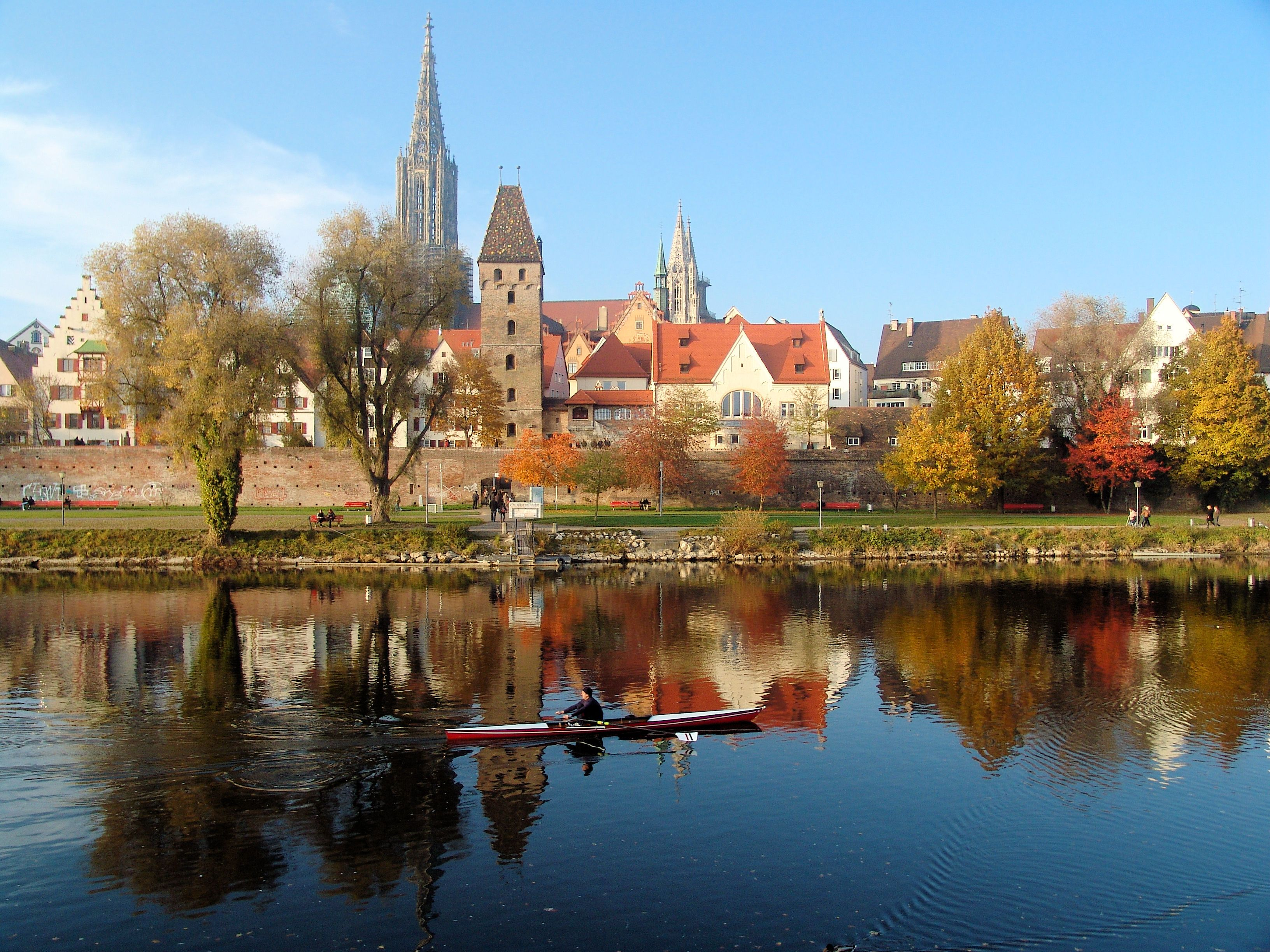 Ulm Deutschland Ulm Germany So Beautiful German Pinterest