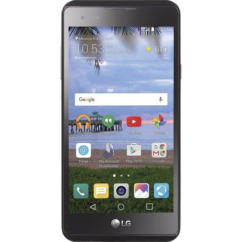 LG X Style 4G LTE Prepaid Smartphone 99 Cents W Activation Of New Service