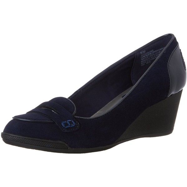 Womens Shoes Anne Klein Tagalong Black Fabric
