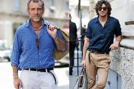 Image Result For Casual Fashion For Men Over 50 Silver Foxes