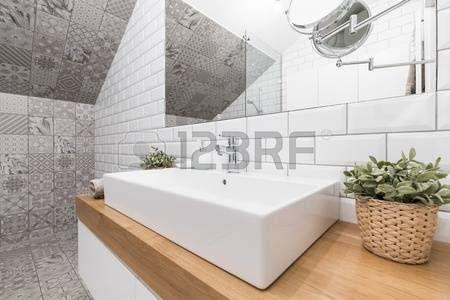 Stock Photo Avec Images Salle De Bain Contemporaine Remodeler