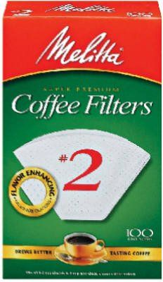 Melitta U S A Inc 622712 No 2 Cone White Paper Filter 100 Count ** Find out more about the great product at the image link.
