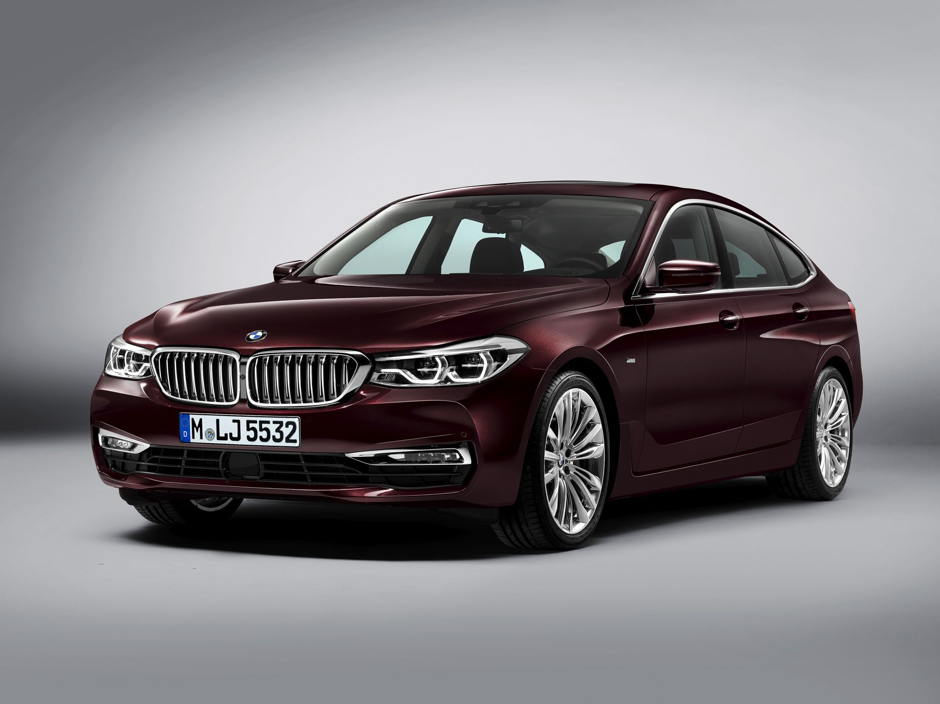 This Is The Bmw 6 Series Gran Turismo Bmw 6 Series Bmw New Bmw