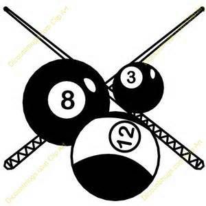 pool balls clip art yahoo image search results my cricut ideas rh pinterest co uk cartoon billiards clipart billiards clip art images