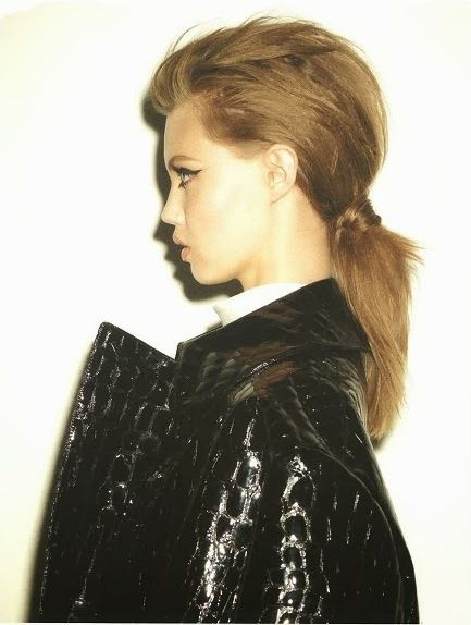 The Obsessions | Lindsey Wixson by Ezra Petronio, Self Service #39 F/W13.14.