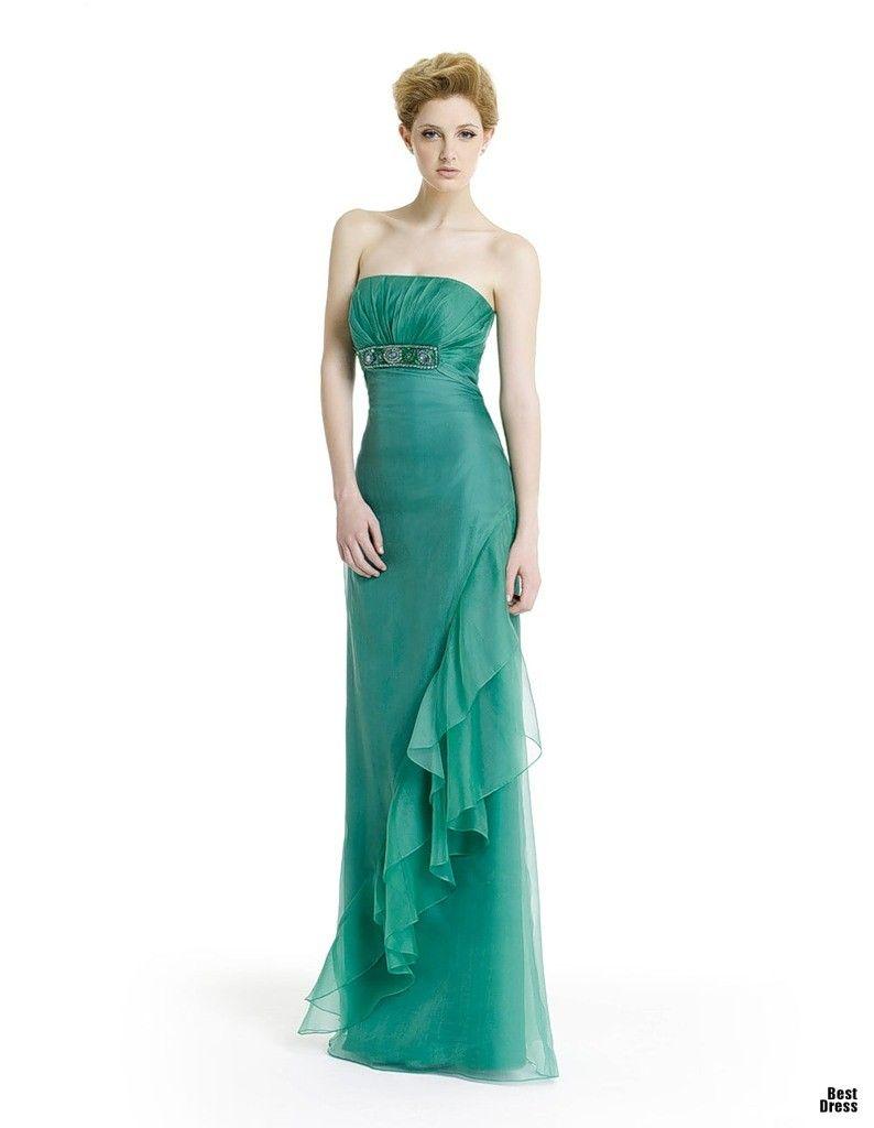 Alma Novia 2012 | Color for evening ..... Green | Pinterest | Novios