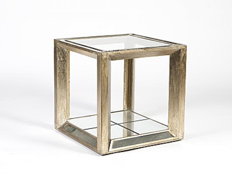 Elegante y minimalista mesa de centro o auxiliar de forma - Mesas de centro y auxiliares ...