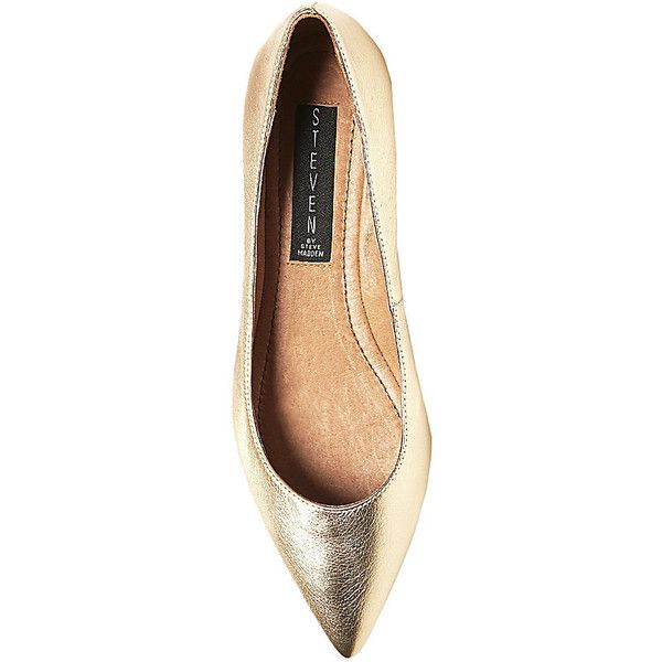 Steve madden flats, Pointed toe shoes