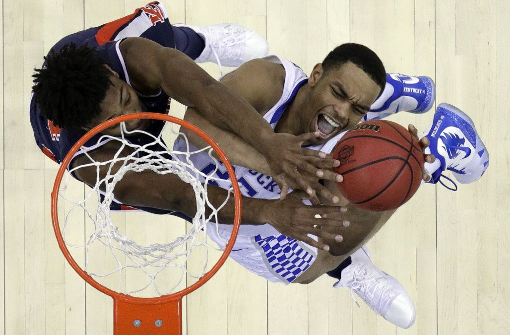 See the best photos from March Madness so far March
