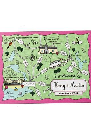 The love trail cute maps bridesmagazine wedding unique lovely maps if neededcutemaps stopboris Image collections