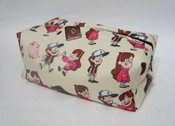 Great Gravity Falls Mabel Dipper Cartuchera Escuela Porta Cosmeticos With  Mbel Muschenich