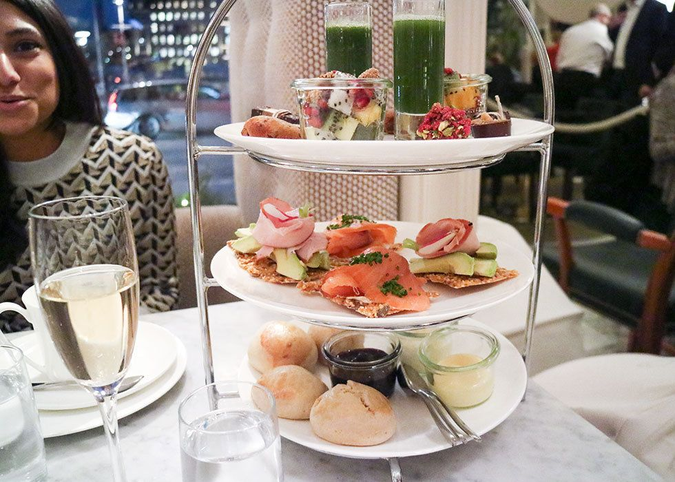 hotell diplomat afternoon tea