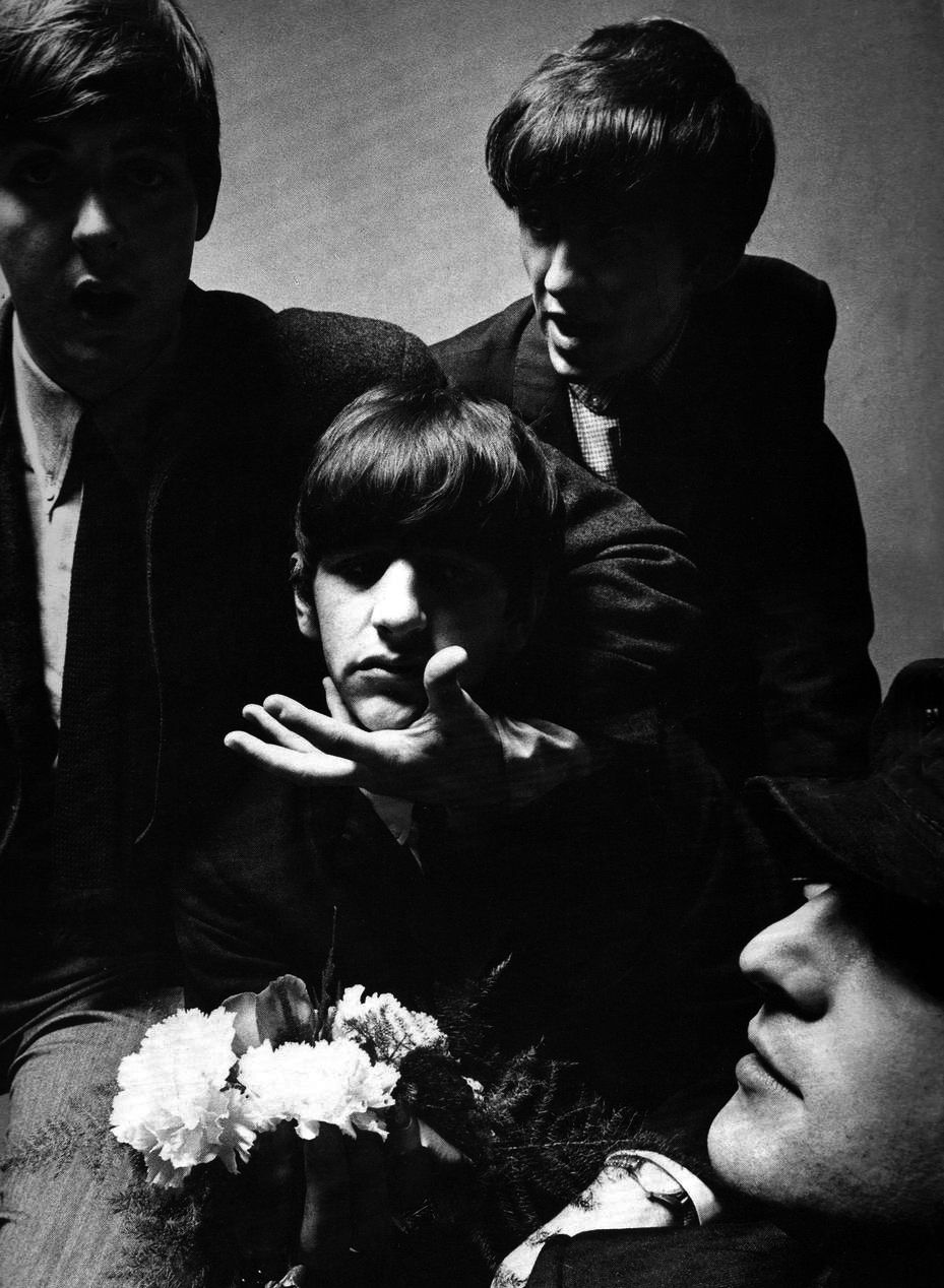 The Beatles trying to keep Ringo awake | The Beatles | The