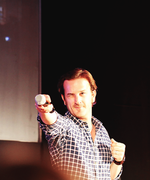 Richard Speight Jr. Who doesn't love him?? :)<<< I know, right?