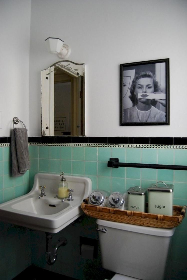 22 Eclectic Ideas Of Bathroom Wall Decor: Wonderful Inspiring Eclectic Bathroom Ideas On A Budget