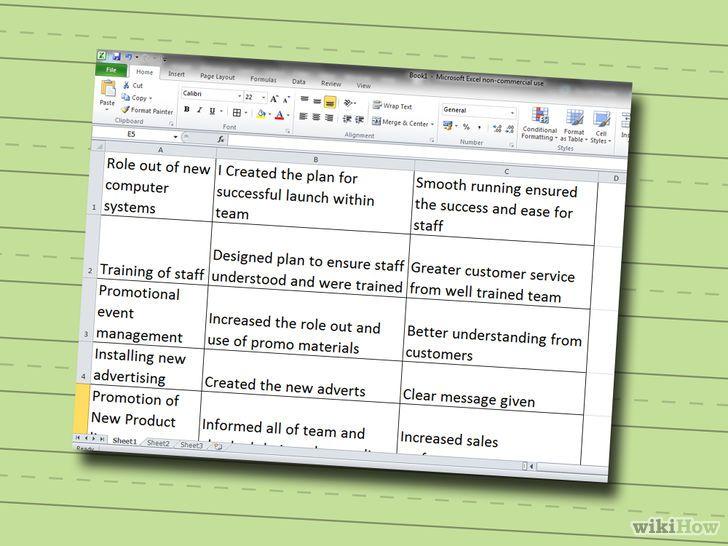 Write a Self Evaluation Career goals - how to write career goals