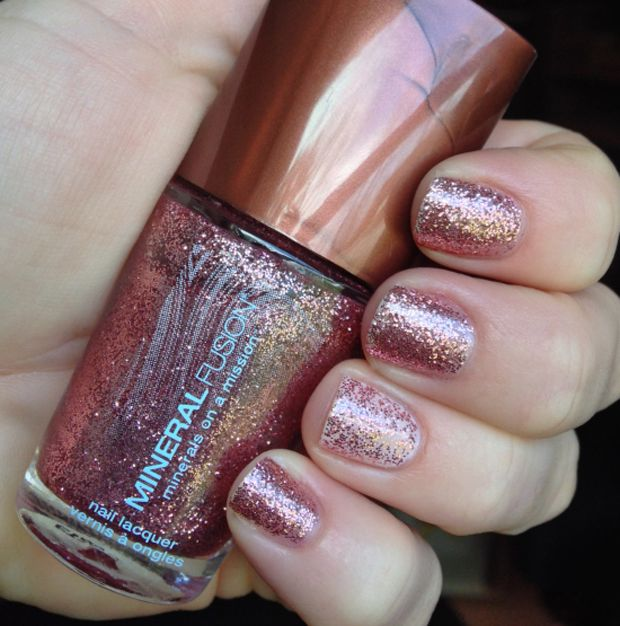Mineral Fusion Skin Care   Uñas perfectas y Perfecta