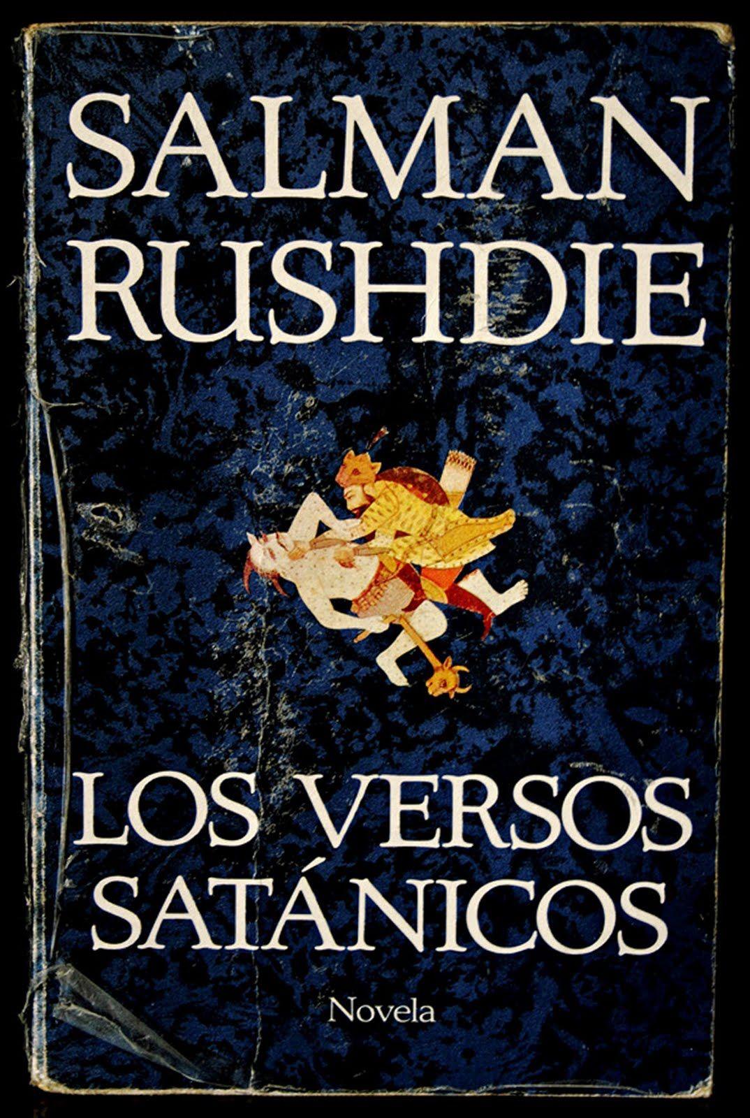 Los Versos Satanicos Salman Rushdie portada | Libros