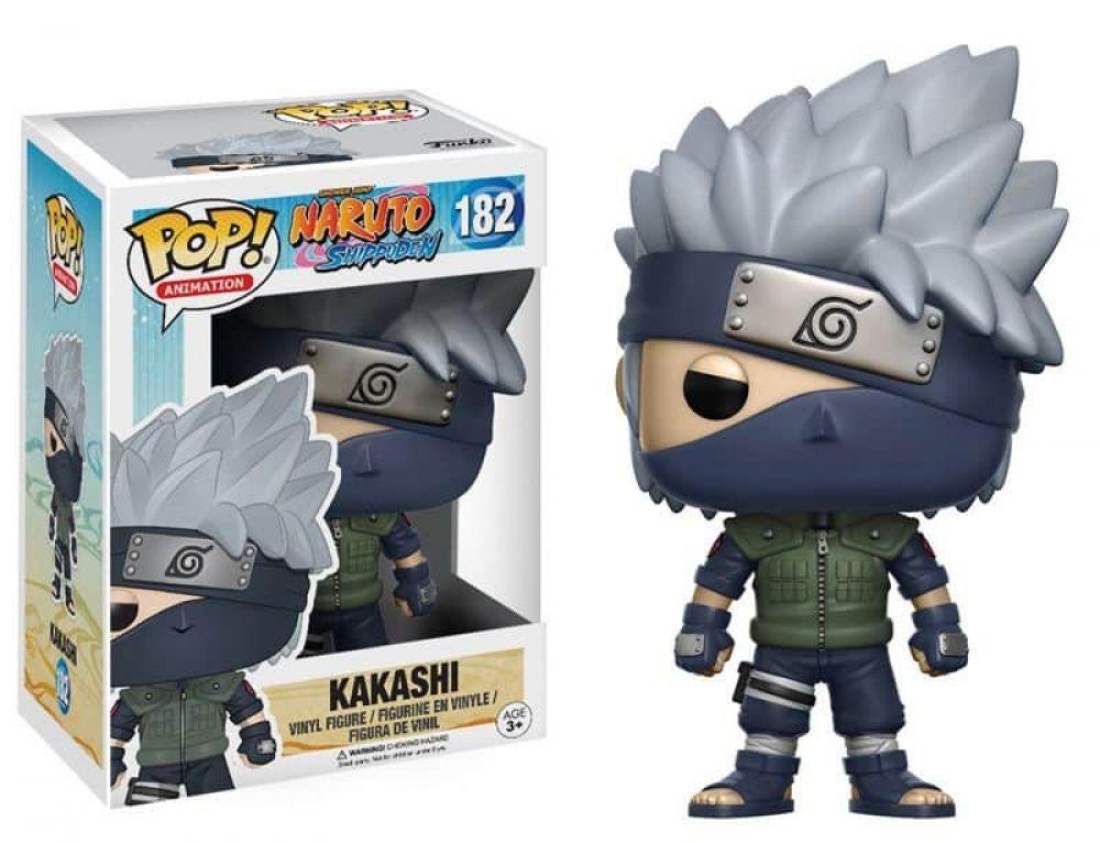Naruto Kakashi Funko Funko Pop Anime Anime Pop Figures Pop