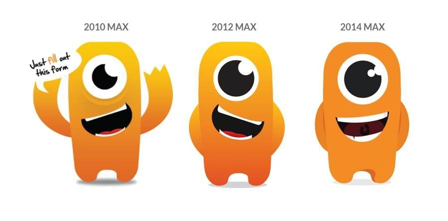 """Max Monster is the face of Eminent SEO's brand strategy. He was created in 2010 and continues to """"grow,"""" just as the company he represents has evolved. Learn more about the evolution of this brand. - #EminentSEO #BrandStrategy"""
