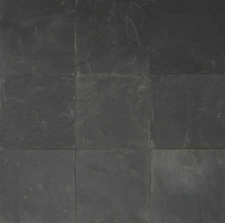 Obsidian Black Slate 12x12 16x16 Gauged 1696 Stone Tile Wall Slate Bathroom Tile Timber Frame Porch