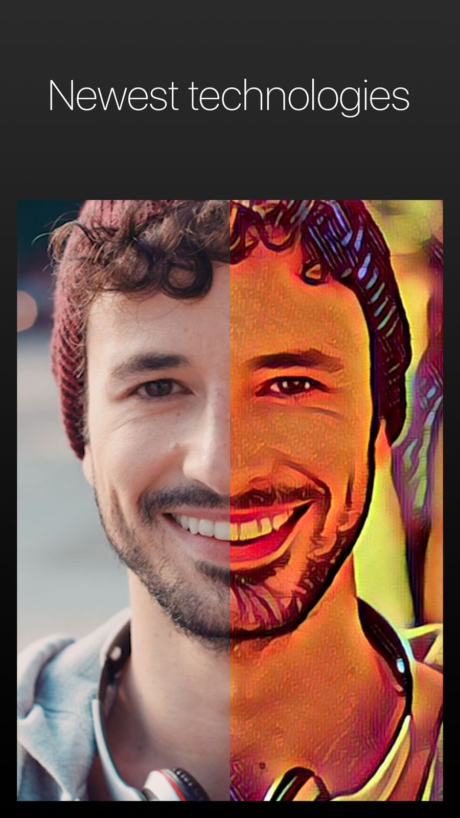 Artisto ¨C Video and Photo Editor with Art Filters amp