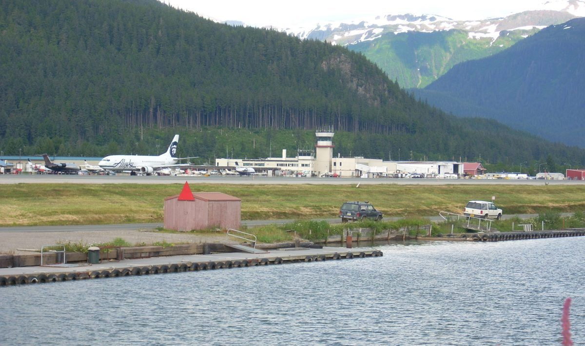 Juneau Airport Duty Free Airports Alaska Airlines