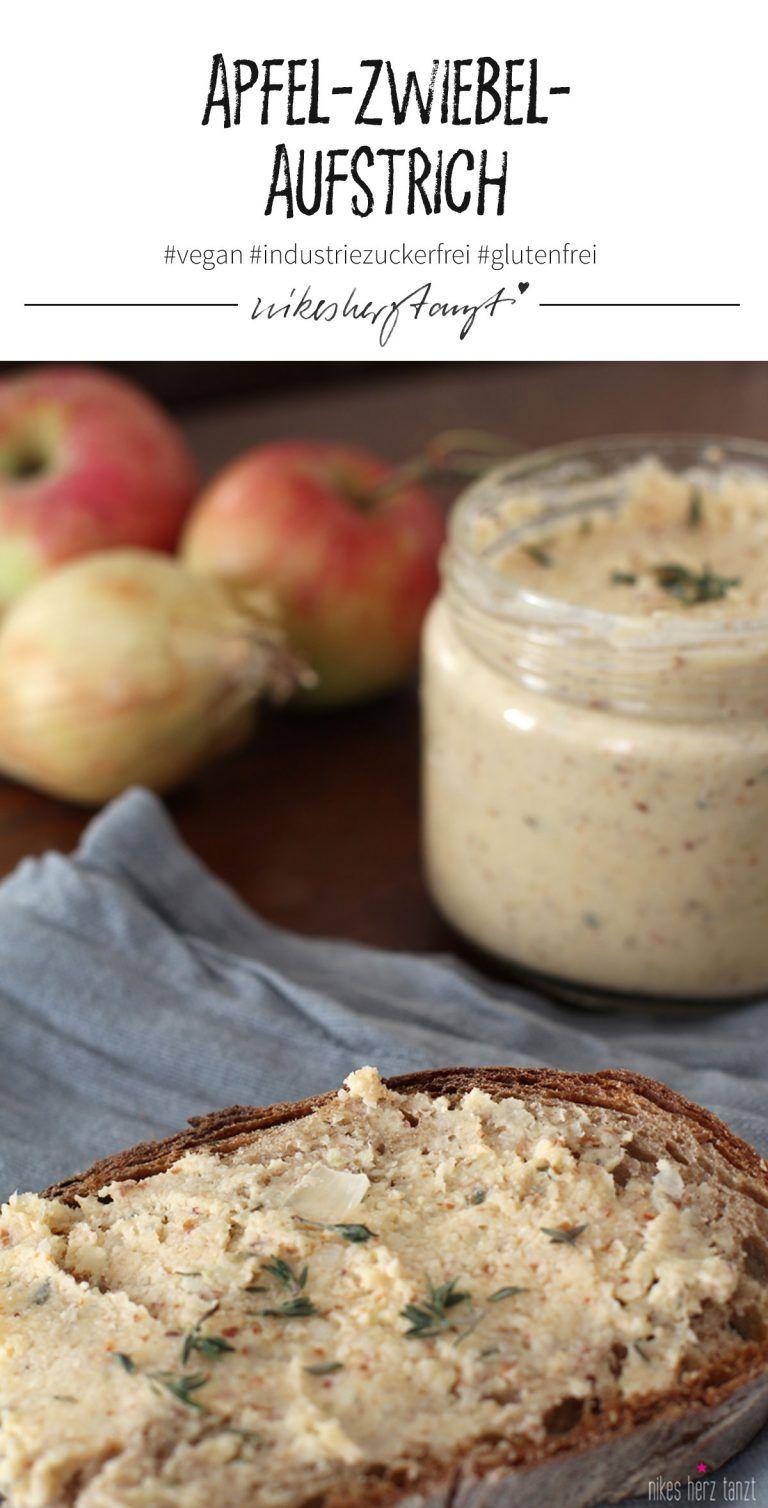 Apfel Zwiebel Aufstrich Nikesherztanzt Rezepte Gemuse Aufstrich Karotten Aufstrich