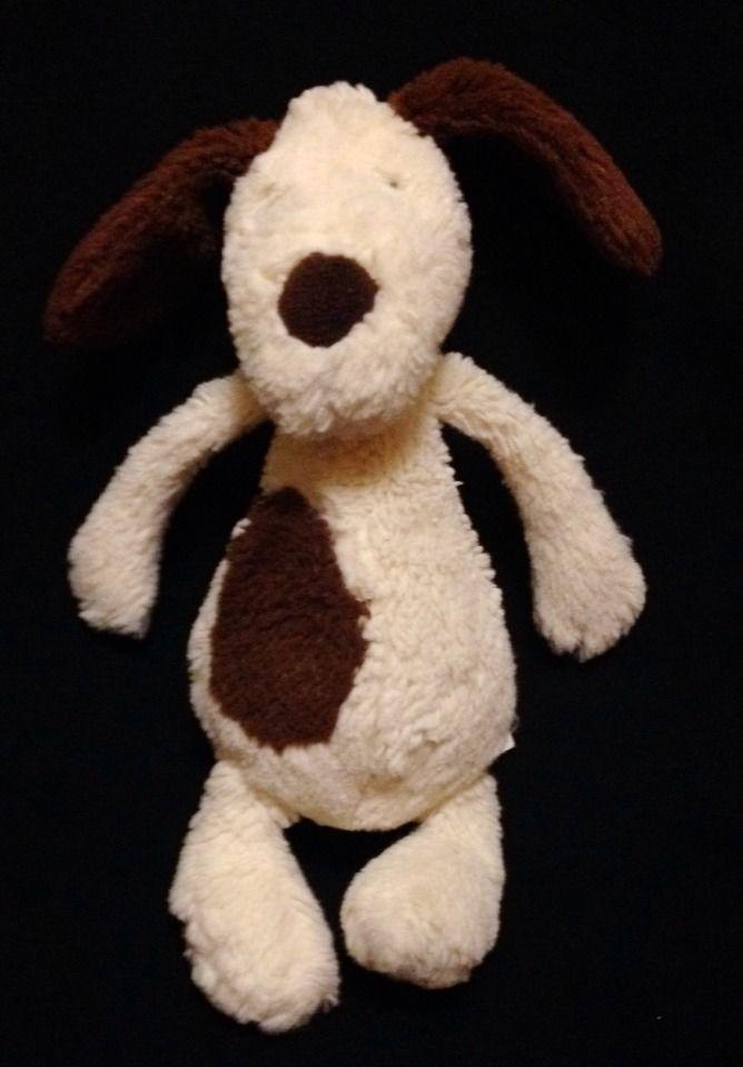 Jelly Cat Puppy Dog Plush Toy Bashful Spots Small London Uk 8 20