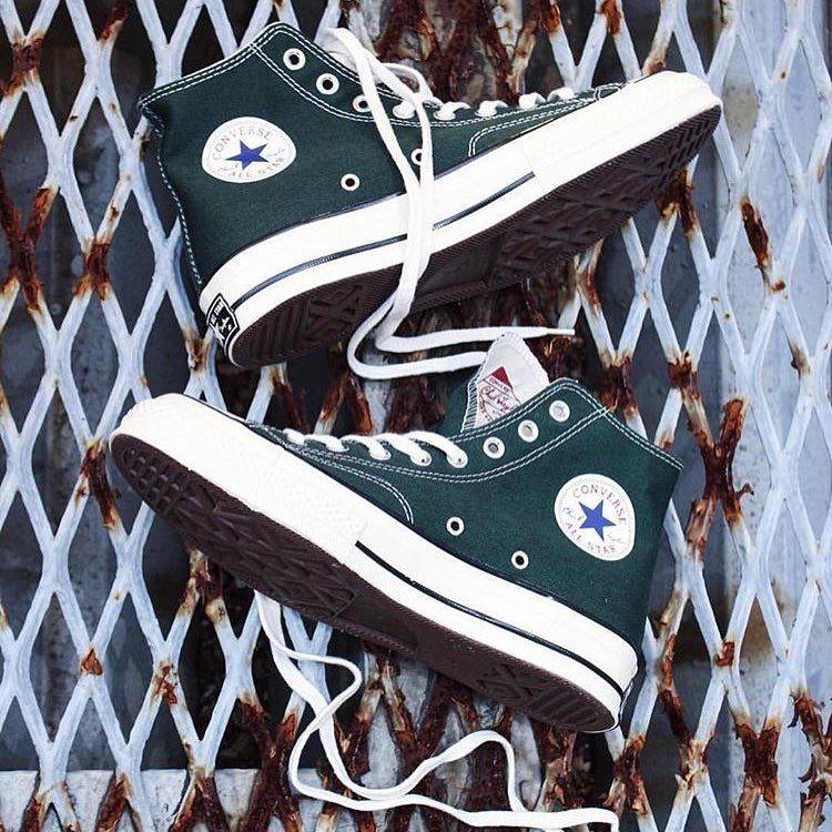 6984facb3fee Converse Chuck Taylor 1970 Green Hàng order - Fullsize nam nữ - Full box  tags giấy