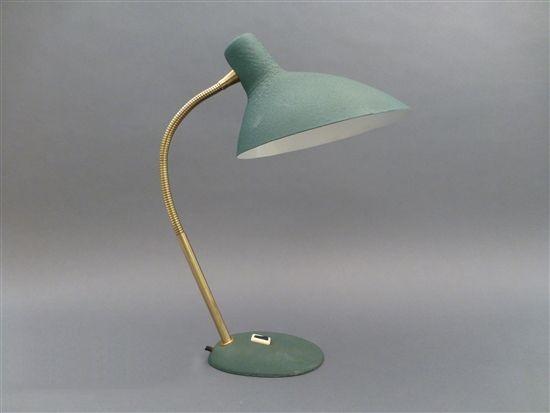 Desk Lamp Bauhaus Kaiser Arteluce Stilnovo Era Retro Living