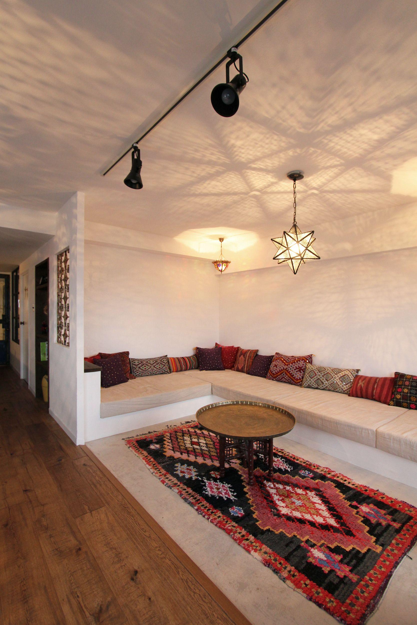 pin von theresa brunner auf kunst pinterest einfamilienhaus wohnzimmer und marokkanische. Black Bedroom Furniture Sets. Home Design Ideas