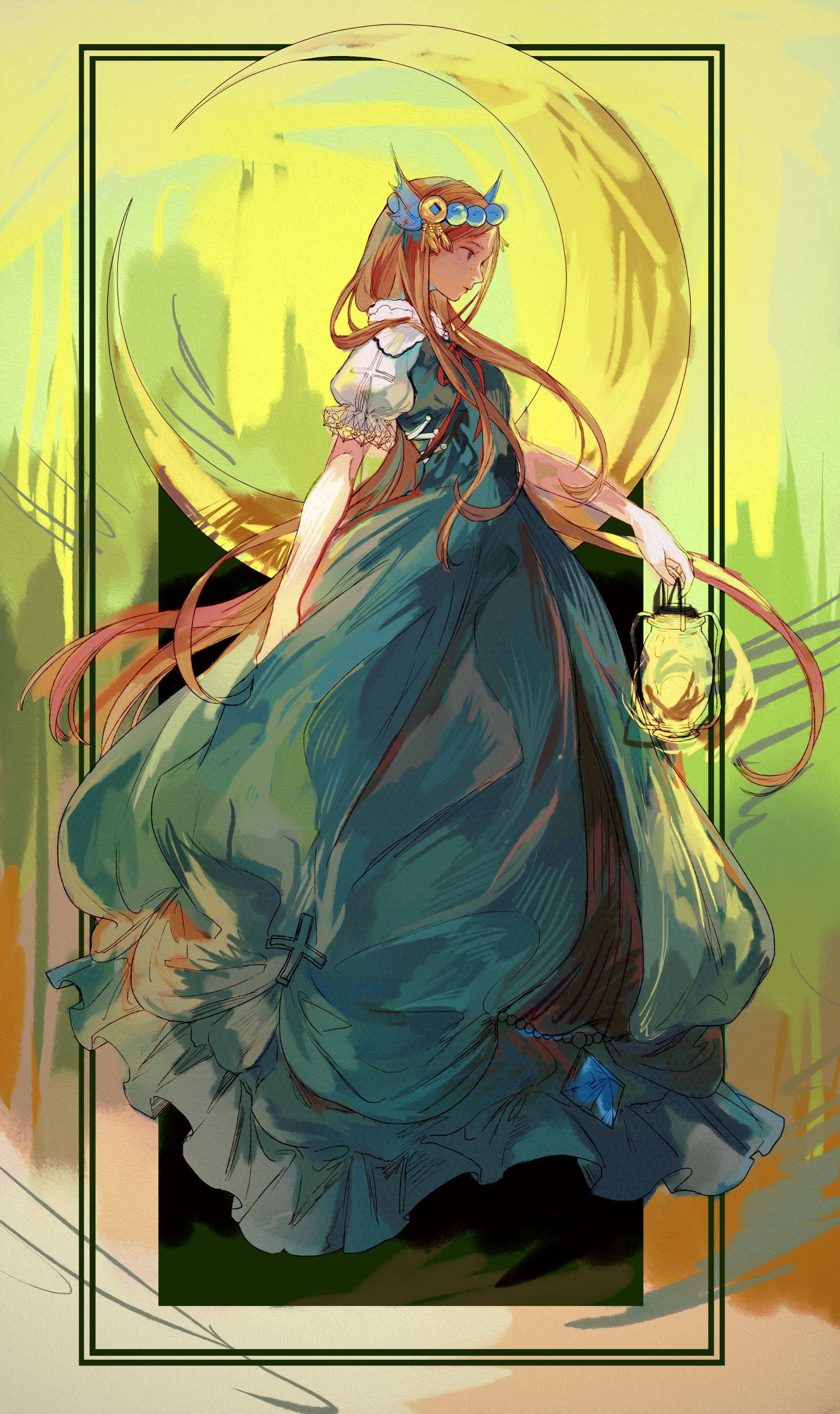 灸 on Twitter in 2020 Anime artwork wallpaper, Anime