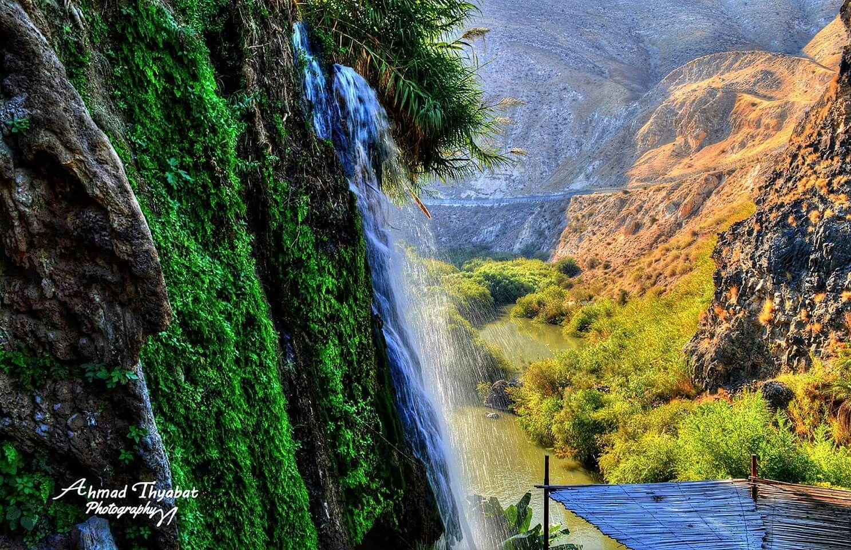 Al Yarmouk River  Jordan | Jordan | Jordans, River, Landscape