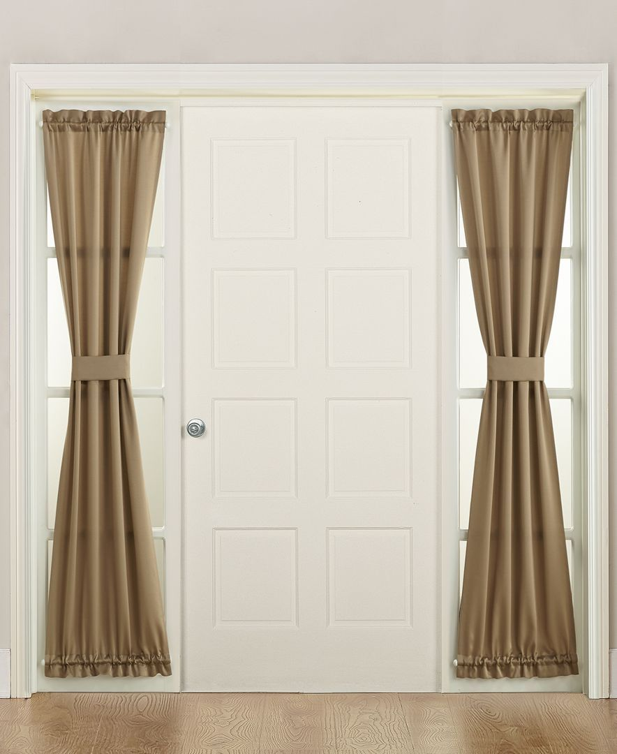 Grant Room Darkening 26 X 72 Sidelight Curtain Panel Products