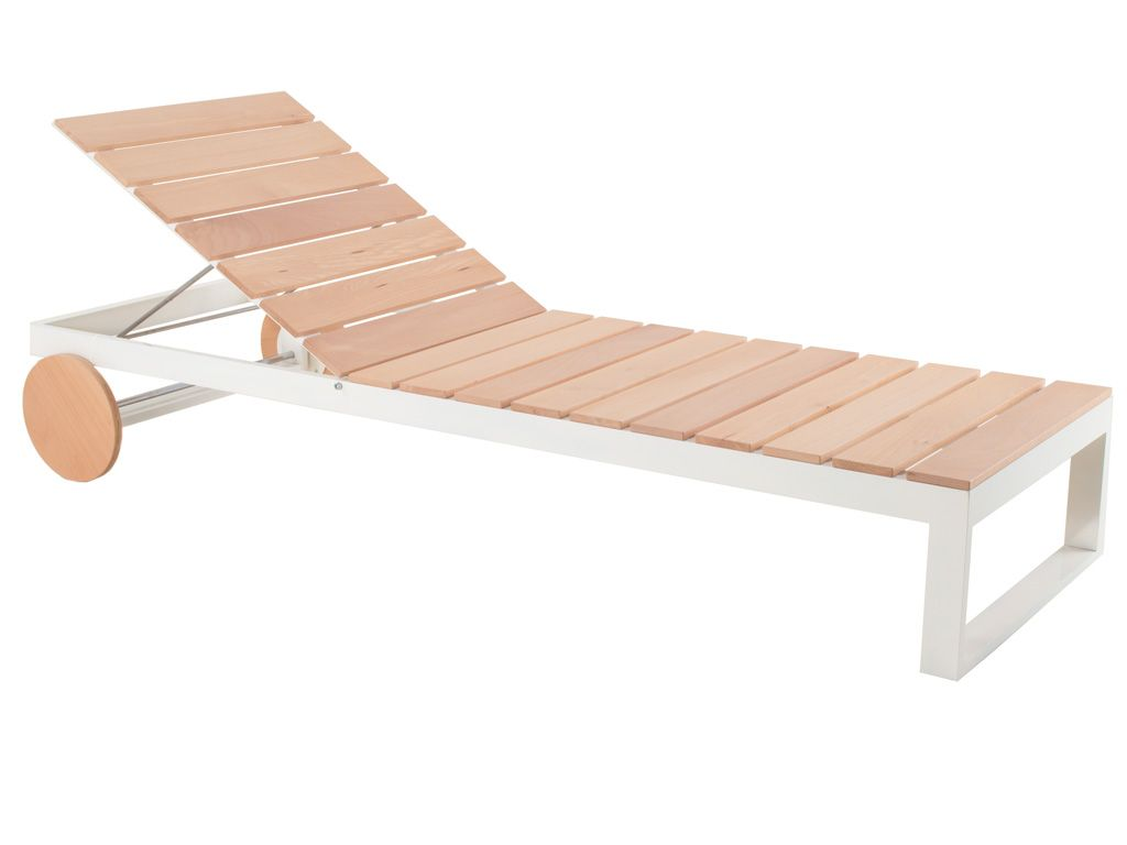 Ordinaire Riviera Sunbathing Chair « EMVY Moderm Contemporary Furniture