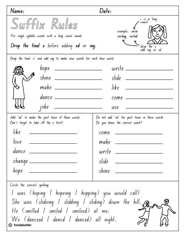 Free Printable Adding Ed Worksheet