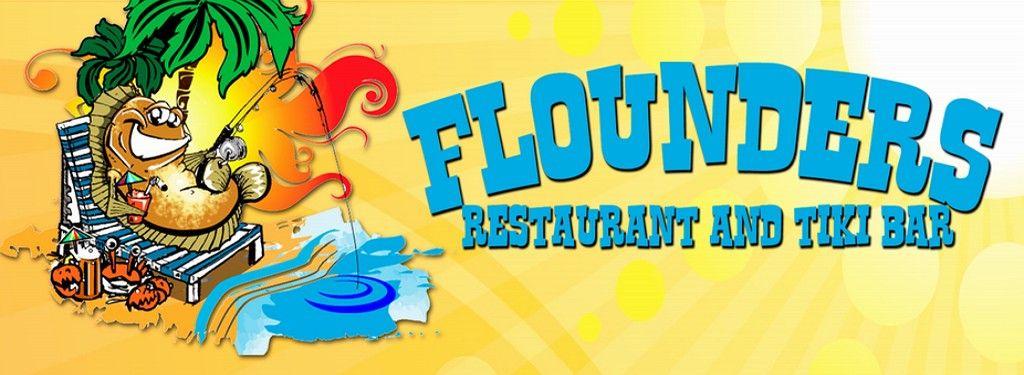 Flounders, Englewood, FL   Tiki bar, Tiki, Restaurant history