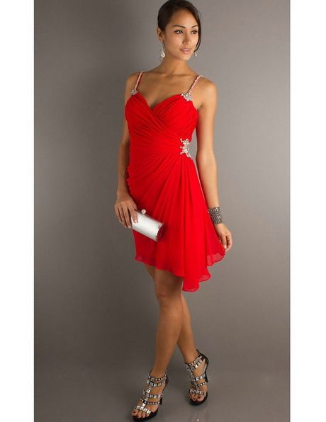Red short cocktail dresses – Page 6 – iFashion Able